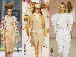 เสื้อผ้า แฟชั่น แบรนด์ 2009