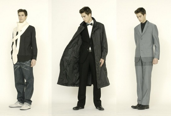 Issey Miyake Fall Winter 2009 Collection