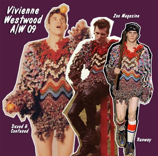 Vivienne Westwood – Editorial Darling