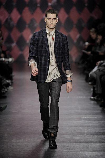 Paul Smith Fall 2010 – Paris Fashion Week