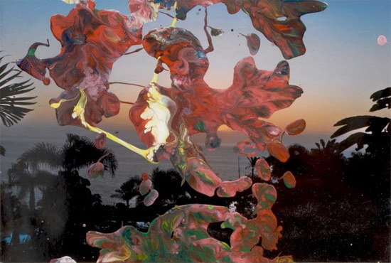 New Overpainted Photographs