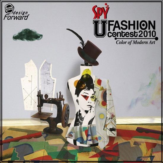 SPY U-FASHION CONTEST 2010