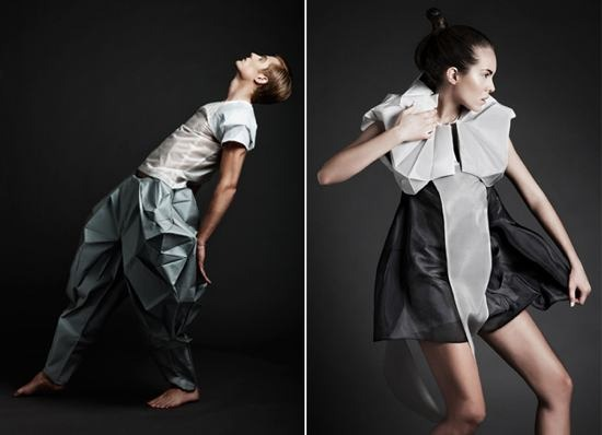 Geometric shapes – Living Clothes