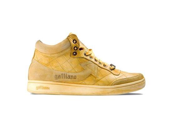 รองเท้า John Galliano MEN'S A/W 2011-2012