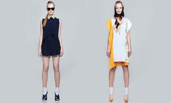 LOUISE AMSTRUP SUMMER 2012