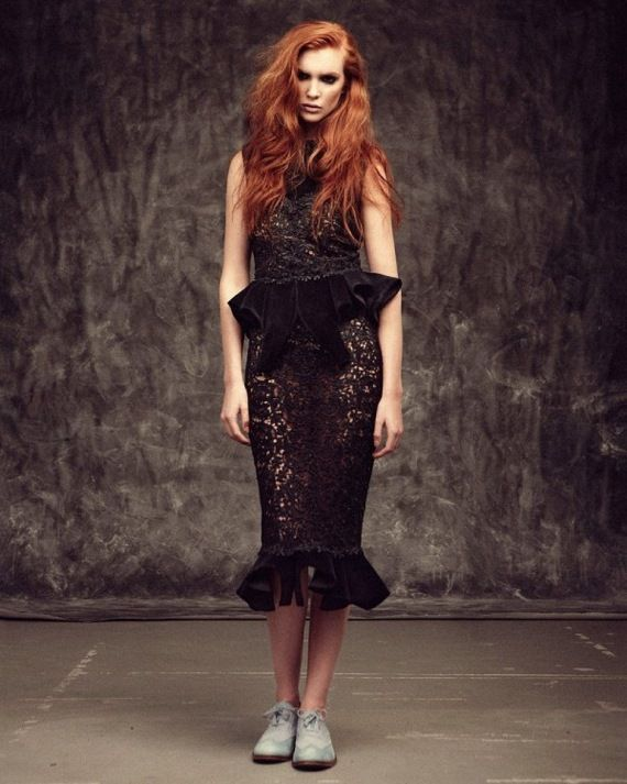 Mikhael Kale Autumn Winter 2012-2013