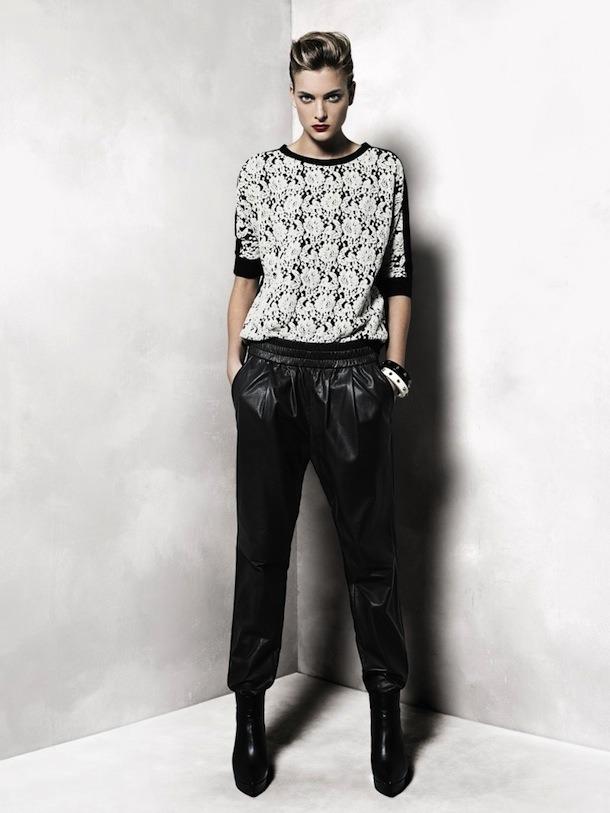 เสื้อผ้า Mango – November 2012 Lookbook