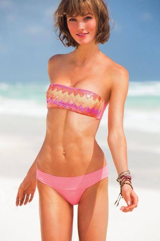 Victoria's Secret Swim 2013