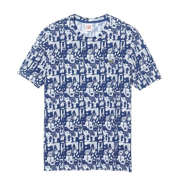 T-shirts – LACOSTE L!VE